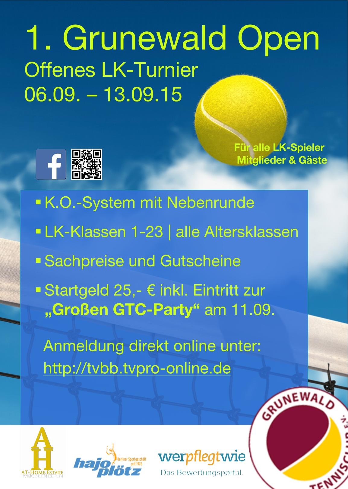 1. Grunewald Open