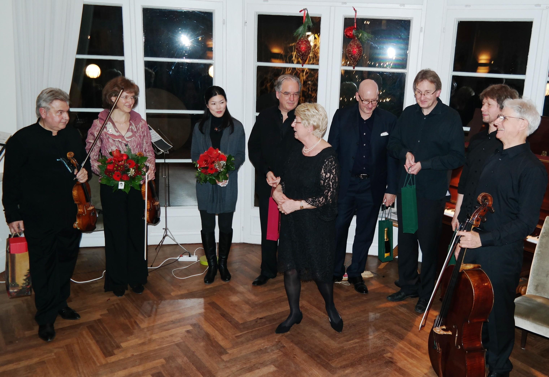 Weihnachtskonzert der Philharmoniker