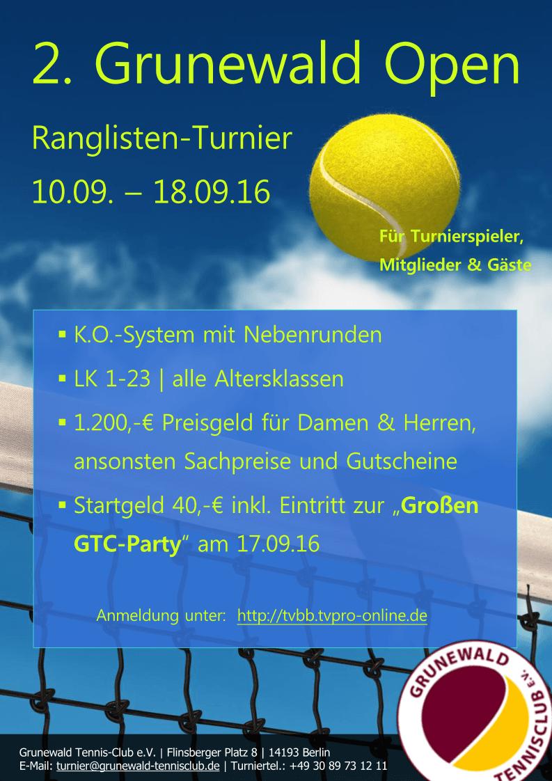 2. Grunewald Open