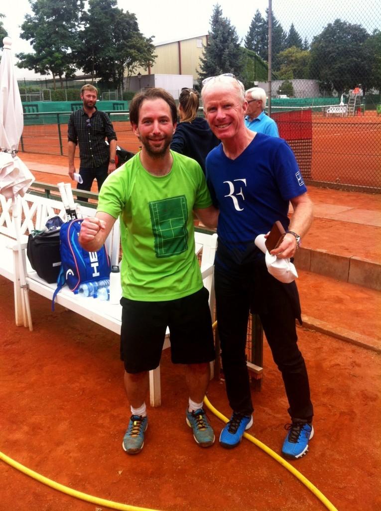 Lutz Neumetzler und Pierre Quaglia
