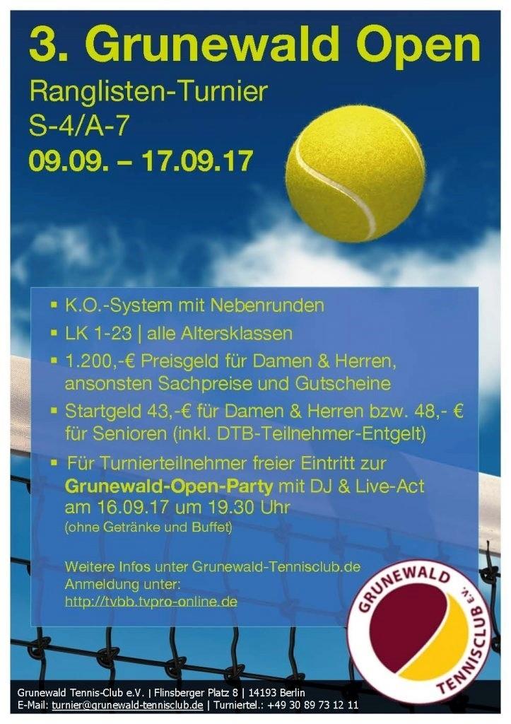 3. Grunewald Open