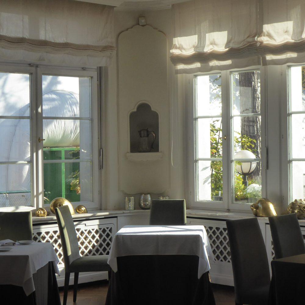 Martinsgans in Frühsammers Restaurant
