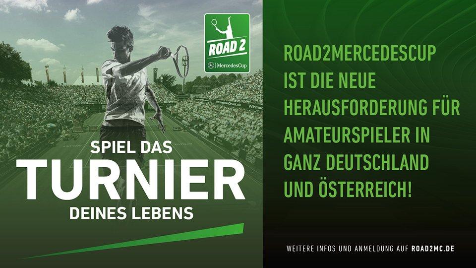 LK Turnier - Ein Road2MercedesCup Turnier