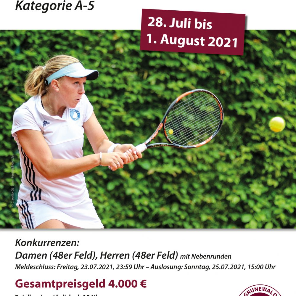 Grunewald Open 2021 (A-5)